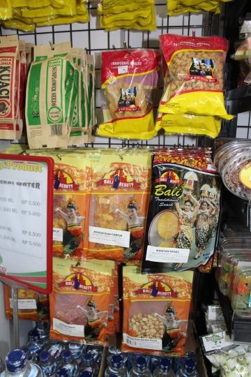 Pārtikas veikalā