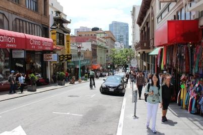 China Town ielinja arpus musu hotelja