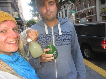 atradam sulas! un es vel panjemu imunitaates ginger shotu prieksh klepus un iesnam!