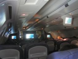 Hawaiian airlines lidaparāta salons