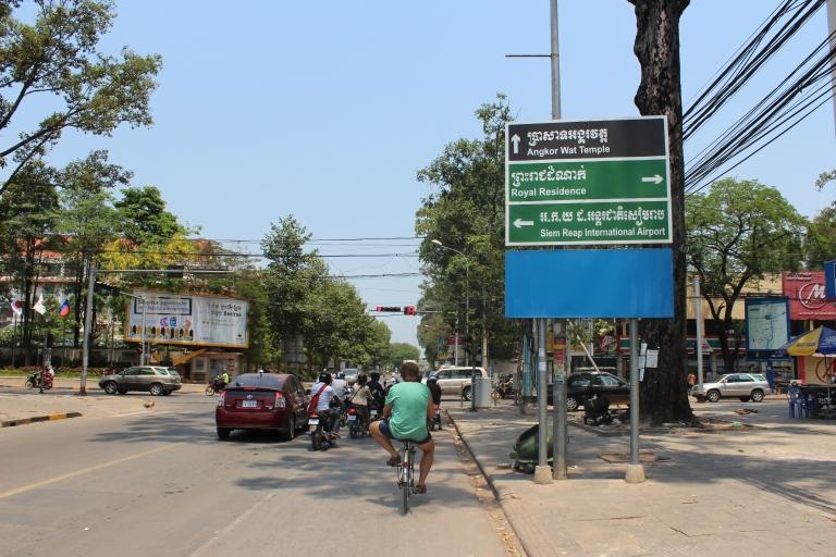 Kambodžā (in Cambodia)