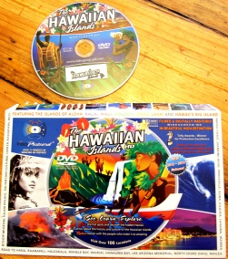 Video DVD pastkarte